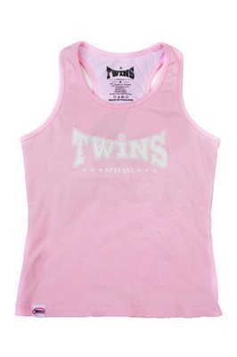 Twins Top - Girl  / tsb-1 rosa talla L