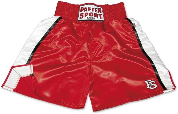 Paffen Sports Pro boxer shorts black red white
