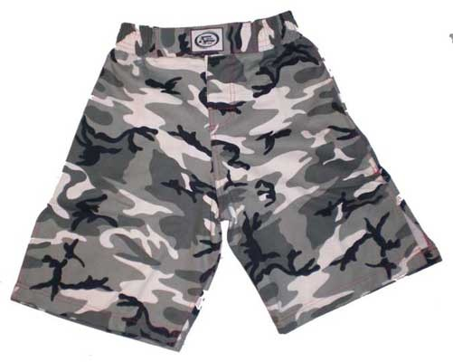 4Fighter Freefight Shorts NEU Submission MMA UFC Hose FFS-06 camouflage Gr. S
