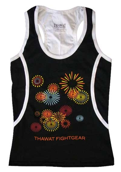 Thawat Top - Girl  / negro GT-2