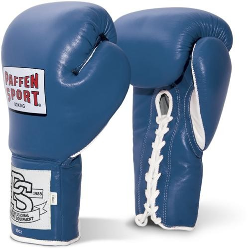 Paffen Sport Gloves Review: Paffen Sport Pro Classic Contest Boxing Gloves Blue